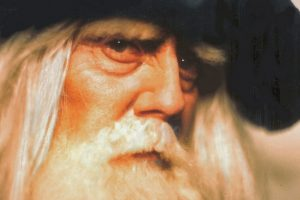 Jeff Raum as Gandalf
